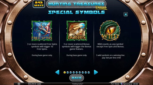 Hunting Treasures Deluxe by Free Slots 247