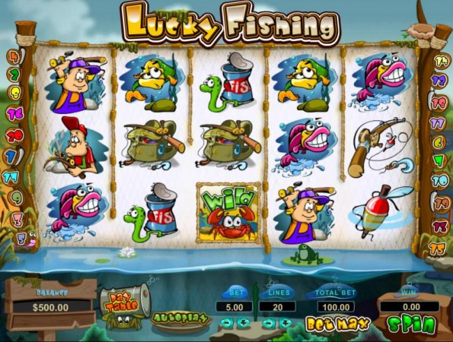 Images of Lucky Fishing