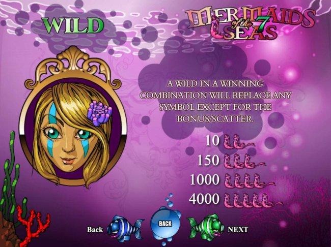 Mermaids of the 7 Seas by Free Slots 247