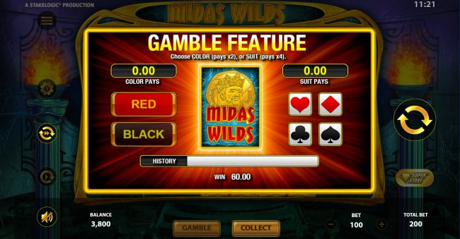 Midas Wilds by Free Slots 247