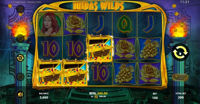 Images of Midas Wilds