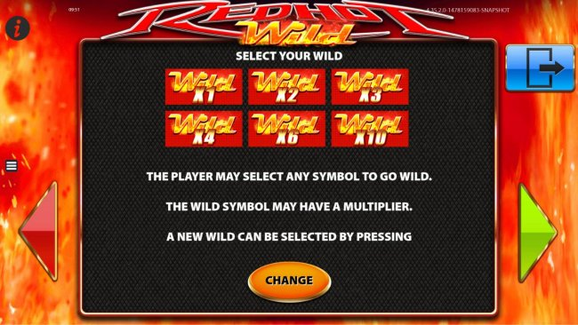 Red Hot Wild by Free Slots 247