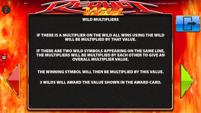 Free Slots 247 image of Red Hot Wild