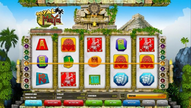 Free Slots 247 image of Royal Maya