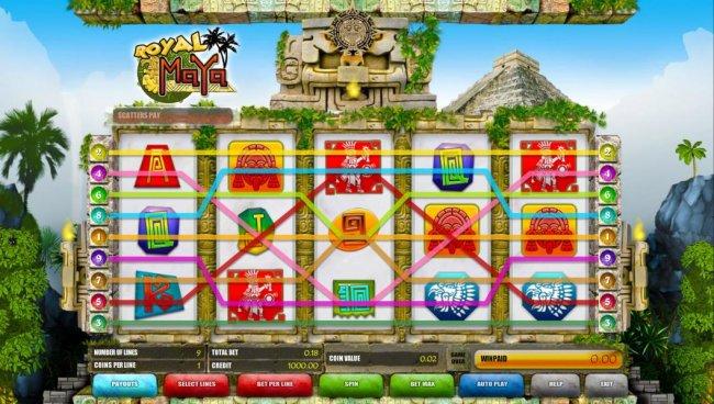Royal Maya by Free Slots 247