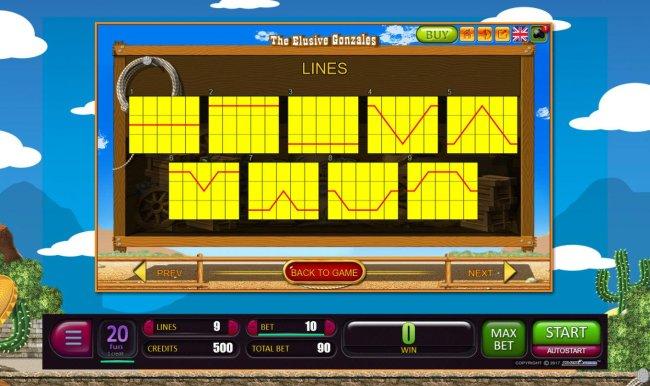 The Elusive Gonzales screenshot
