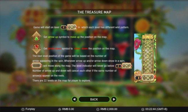 Free Slots 247 - Treasure Map Rules