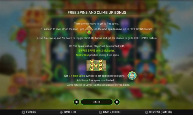 Wilds and the Beanstalk screenshot