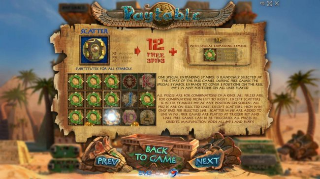 Free Slots 247 image of Legends of Ra