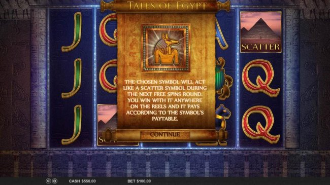 Tales of Egypt by Free Slots 247