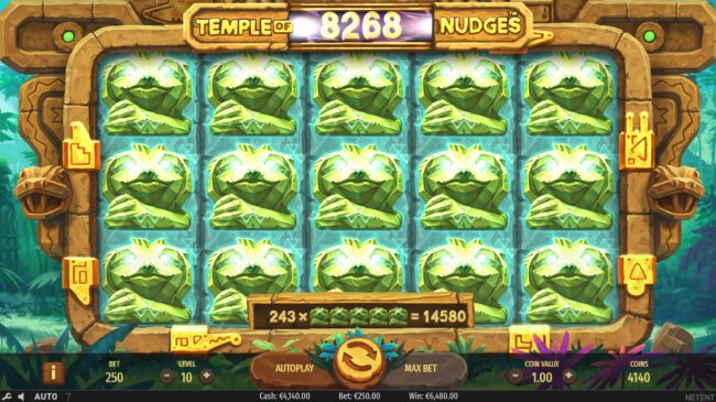 Temple of Nudges by Free Slots 247