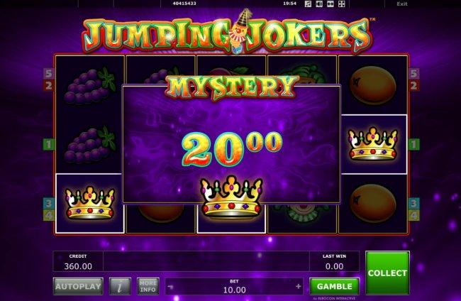 Jumping Jokers screenshot
