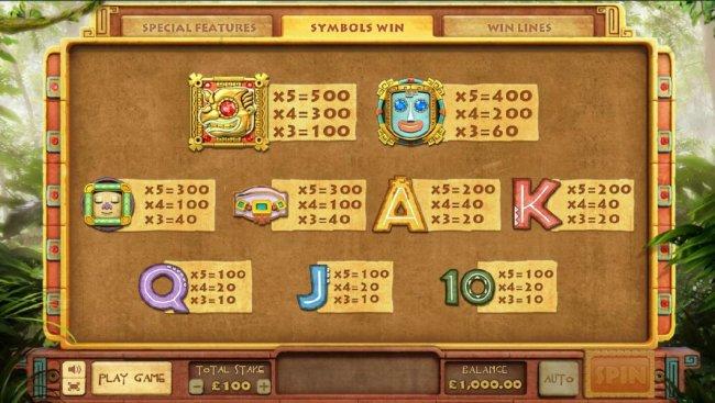 Mayan Mystery screenshot