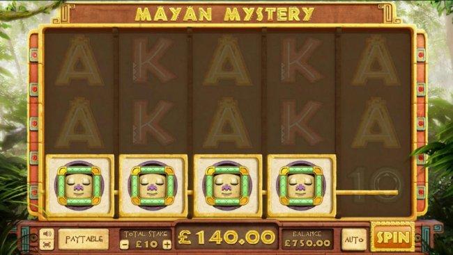 Free Slots 247 image of Mayan Mystery