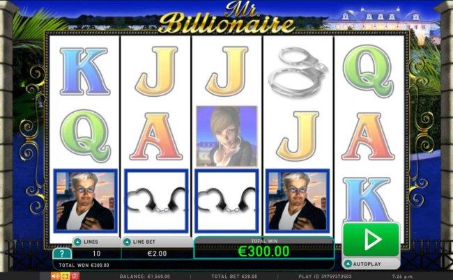 Images of Mr. Billionaire