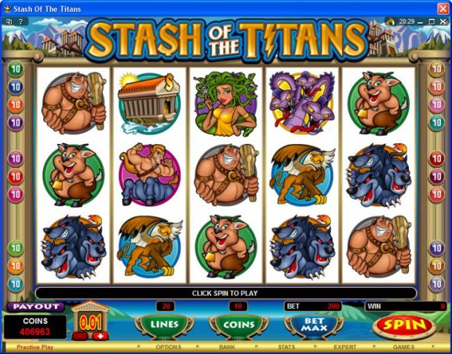 Free Slots 247 image of Stash of the Titans