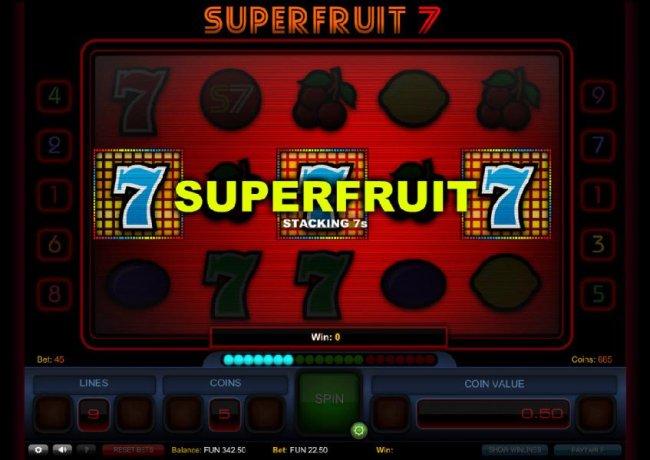 Images of Super Fruit 7