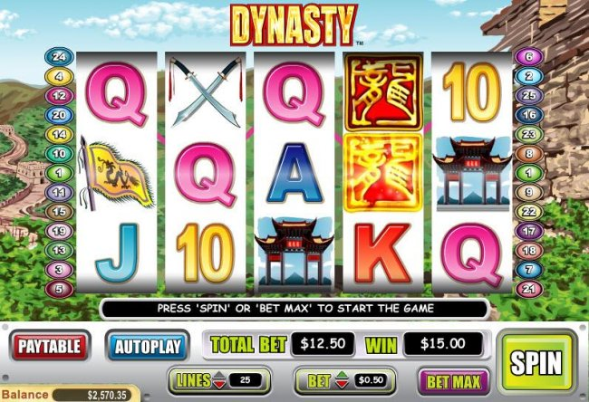 Dynasty by Free Slots 247