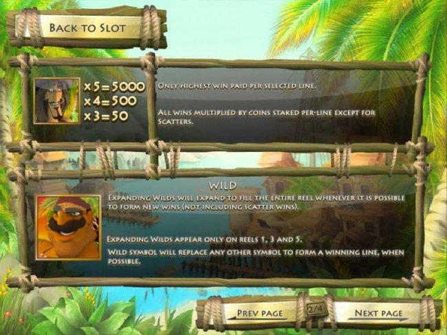 Free Slots 247 image of Jolly Rogers Jackpot