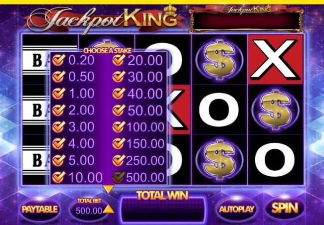 Super Spinner Bar X Slot Machine
