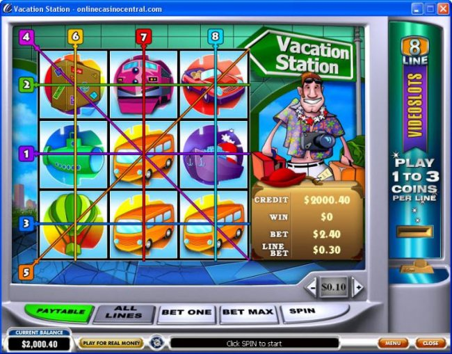 Images of Vacation Station