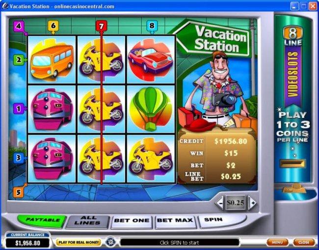 Vacation Station screenshot