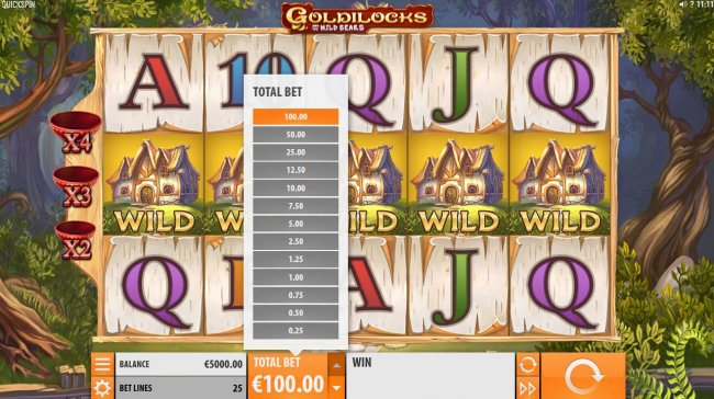 Free Slots 247 image of Goldilocks and the Wild Bears