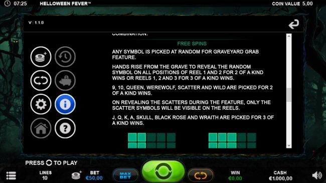 Helloween Fever screenshot