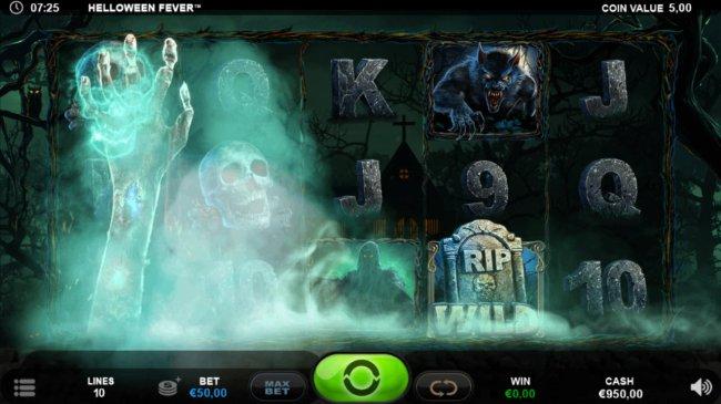 Graveyard Grab feature randomly triggers by Free Slots 247