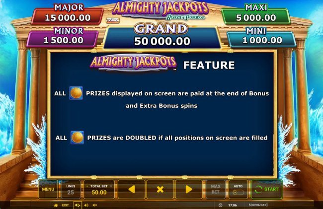 Jackpot Rules by Free Slots 247