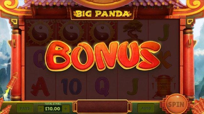 Big Panda screenshot