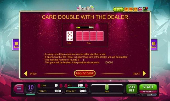 Free Slots 247 image of Jewels