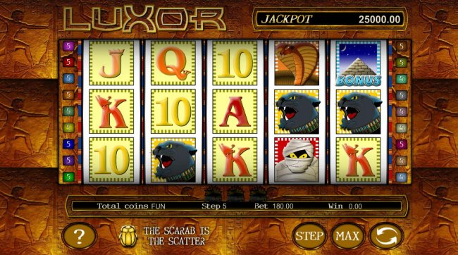 Luxor by Free Slots 247