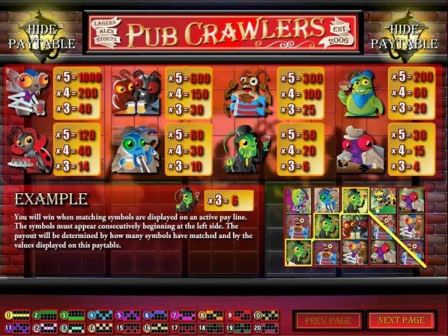 Free Slots 247 image of Pub Crawlers