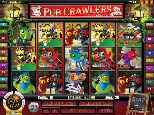 Pub Crawlers by Free Slots 247
