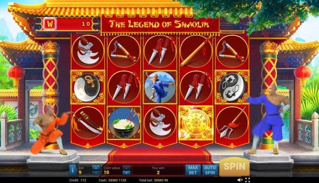 The Legend of Shaolin screenshot