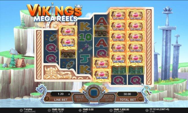 Images of Vikings Mega Reels
