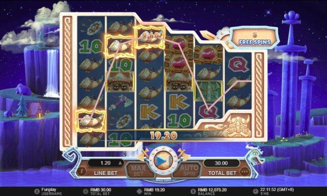 Free Slots 247 image of Vikings Mega Reels