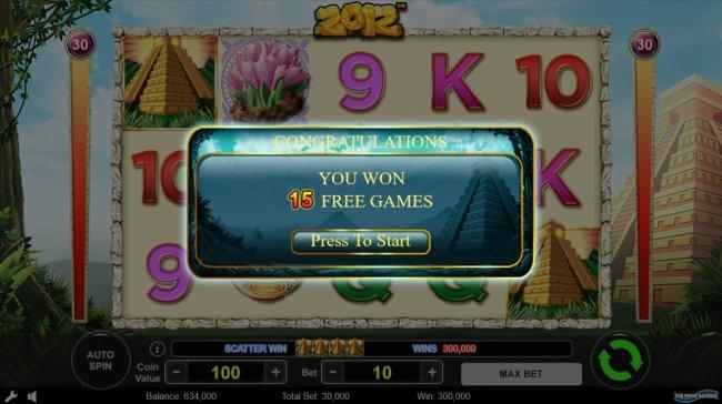 Free Slots 247 image of 2012
