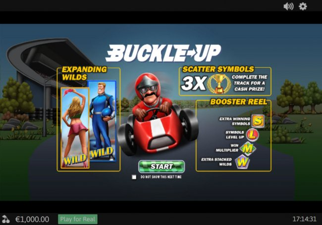 Buckle Up by Free Slots 247