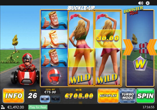 Free Slots 247 image of Buckle Up
