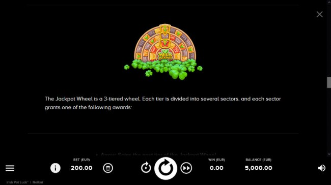 Free Slots 247 - Bonus Wheel