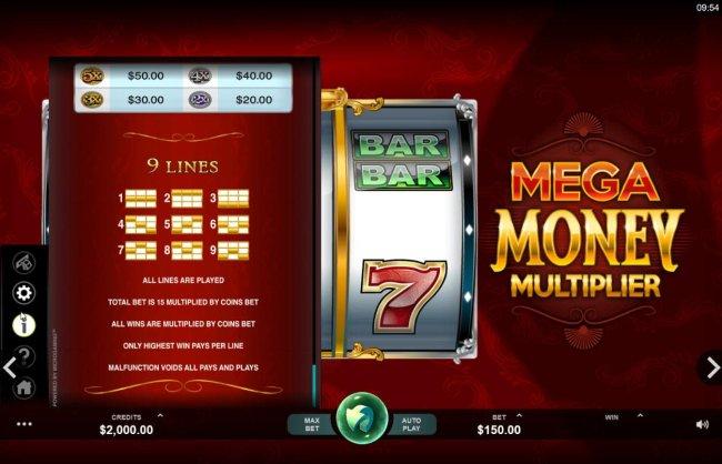 Mega Money Multiplier by Free Slots 247