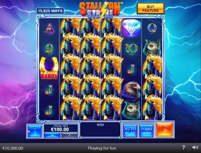 Free Slots 247 image of Stallion Strike