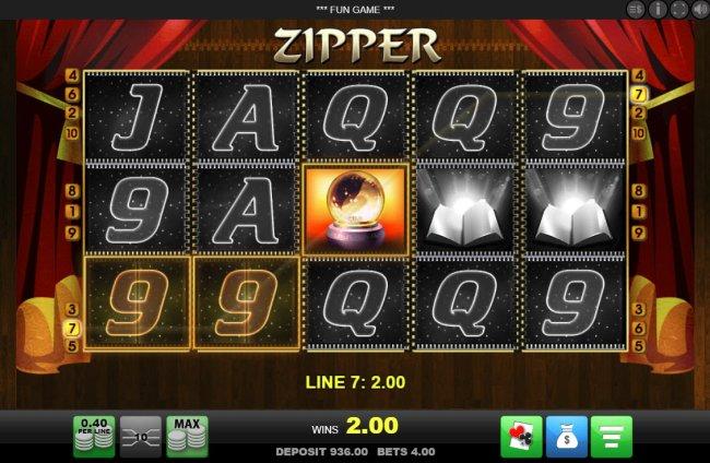 Free Slots 247 image of Zipper