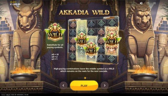 Age of Akkadia screenshot