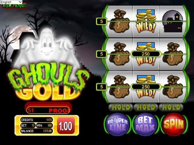 Free Slots 247 image of Ghouls Gold