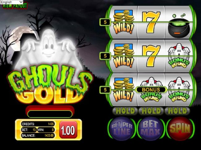 Ghouls Gold screenshot