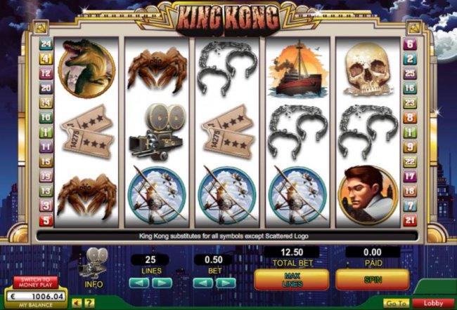 Free Slots 247 image of King Kong