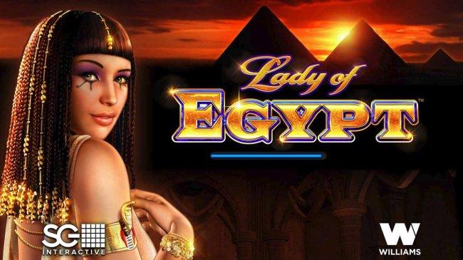 Free Slots 247 - Splash screen - game loading - Egyptian Queen Theme